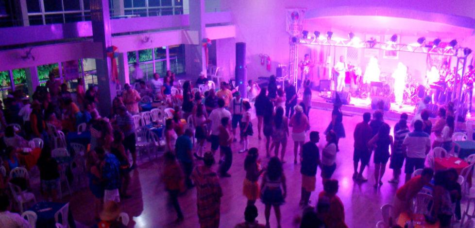 4ª Festa à Fantasia (Foto: Isaac Ribeiro)