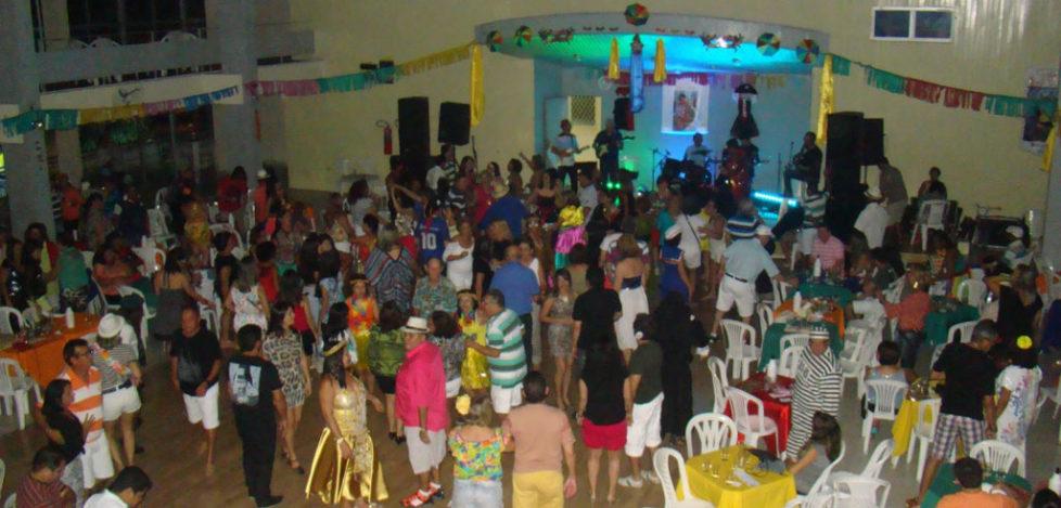5ª Festa à Fantasia (Foto: Isaac Ribeiro)